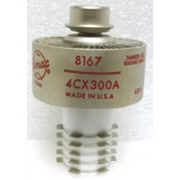 4CX300A-NOS, Transmitting Tube, Eimac/jan (nos) limited 90 day Warr.