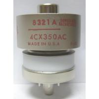 4CX350AC Eimac / CPI Transmitting Tube  (NOS)