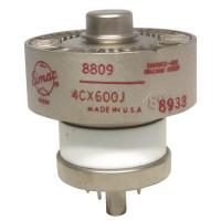 4CX600J  Transmitting Tube, High Current Tetrode, Eimac (NOS) NSN: 5960-00-135-6143