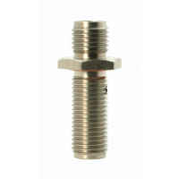5211 In Series Precision Adapter, SMA Female to Female Bulkhead, API