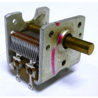 56-36 Capacitor, variable 15-410pf, 250vdc