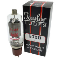 572B Taylor Tubes SELECT Transmitting Tube