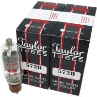 572B Transmitting Tube, Matched Quad (4) Taylor Tubes (90 Day Warranty)