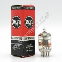 6688A RCA Black Plate Pentode (NOS)