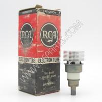 2C39BA/6897/3CX100A5 RCA Transmitting Tube Microwave Triode (NOS/NIB)
