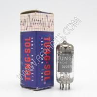 6BH6 RCA, GE Sharp cut off RF Pentode Tube (NOS/NIB)