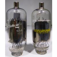 6JS6CMP-US  Transmitting Tube, Matched Pair, Beam Pentode, US Brands