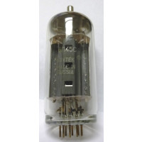 6KG6MQ-RUS  Transmitting Tube, Matched Quad, 6KG6 / EL509 / EL519, Russian  6PI45C