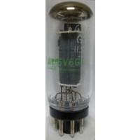 6V6GT-JAN  Tube, Beam Power Amplifier, JAN