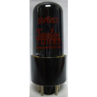 6V6GT Tubes, Beam Power Amplifier, Matched Pair