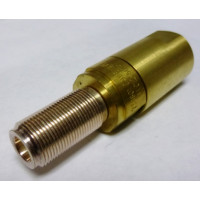 738801 Type-N Female Connector, FLC12-50NF, FLC12-50, Cablewave
