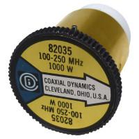 CD82035 wattmeter .Element,100-250mhz 1000watt, Coaxial Dynamics
