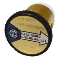 CD820B223  Wattmeter Element, 216-230 MHz, 250 mw, Coaxial Dynamics