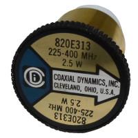 CD820E313 Wattmeter Element, 225-400 MHz, 2.5w, Coaxial Dynamics