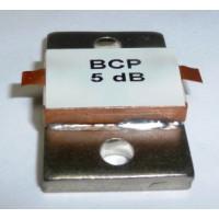 8700TN-BCP05  Surface Mount Attenuator, 150 Watt, 5dB, Bird