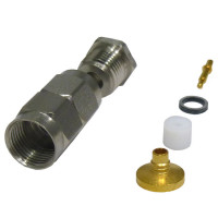 98291 SMA Male Clamp Connector, Cable Group: B, SEALECTRO