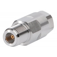 F4PNF-C Type-N Female Connector, FSJ4-50B, Andrew