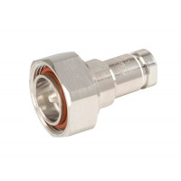 L1TDM-PL  7/16 DIN Male Connector, LDF1-50, Andrew / Commscope