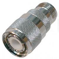 KH99-09 HN Between Series Adapter, HN Male To Type-N Female, Kings Connector