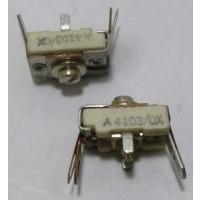 A4103/OX  Trimmer, Compression Mica, 6-30pf,  Arco