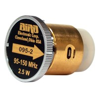BIRD095-2 Bird Wattmeter Element 95-150 MHz 2.5w (PULL)
