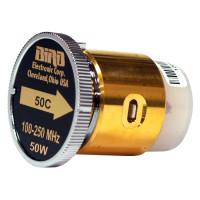 BIRD50C  Bird Wattmeter Element,  100-250 MHz, 50 Watt, Bird