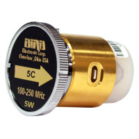 BIRD5C  Bird Wattmeter Element,  100-250 MHz, 5 Watt, Bird