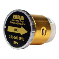BIRD5D  Bird Wattmeter Element,  200-500 MHz, 5 Watt, Bird