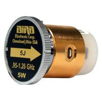 BIRD5J  Bird Wattmeter Element,  950-1260 MHz, 5 Watt, Bird