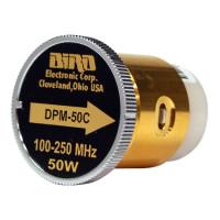 BIRDDPM50C  Bird Element 100-250MHz 50W (For Bird 5000XT Meter)