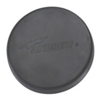 "CAP-4  4"" Diameter Blank Snap-In Entry Port Cap, 1/Pkg"
