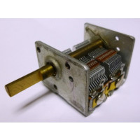 CN156  Variable Capacitor, 2 Section