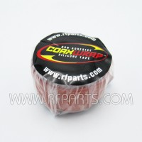 CW10 Red Silicone 1 inch x 10 feet WeatherProofing Tape