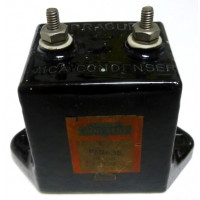 FMH-35-.0005/12 Transmitting Mica Capacitor, .0005uf 12.5 kv, Sprague