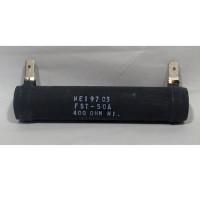 FST50A400  Wirewound Resistor, 400 ohms 50 watts,  HEI