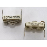 GMC40201  Trimmer, compression mica, 10-80pF, Sprague