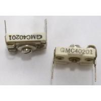 GMC40201  Trimmer, Compression Mica, 10-80pF, Sprague Goodman