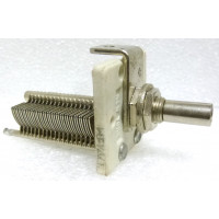 HF140  Variable Capacitor, 6.3-142pf, 37 plates, Hammerlund