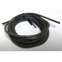 HV18 High Voltage Wire, 18ga 10kv,10 ft. roll Black