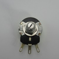 B100P  Potentiometer, 100 ohm, 1 watt