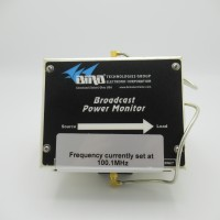 BPME3U-VM Bird 5kW to 20kW Wattmeter for 3-1/8'' Cable (NOS)