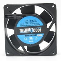 G9225HAS  Thermocool AC Box Fan, 0.14a, 13w, 28/34cfm