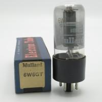 6W6GT/6DG6GT Mullard Audio Frequency Power Output Valve (NOS)