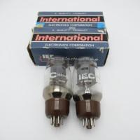 KT66 IEC Mullard Matched Pair (NOS / NIB)