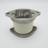 CM75C102J Sangamo Mica Broadcast Capacitor Type G1C, .001mfd, 4kv, (Pull)