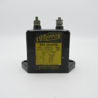 1996 Aerovox Molded Mica Capacitor 0.002mfd 12.5kvdc (Used, Great Condition)