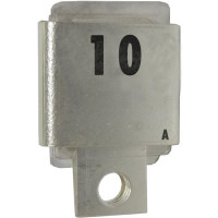 J101-10A  Metal Cased Mica Capacitor, 10pf