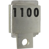 J101-1100  Metal Cased Mica Capacitor, 1100pf
