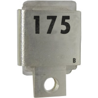 J101-175B  Metal Cased Mica Capacitor, 175pf