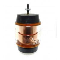 JMC-100-25  Capacitor, Fixed Vacuum 100pf 25kv Jennings (Clean Pullout)